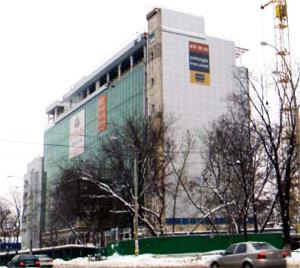 Компания «Центр-Инвест» завершает строительство БЦ в Киеве