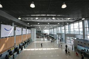 В Харьковском аэропорту открылся новый терминал