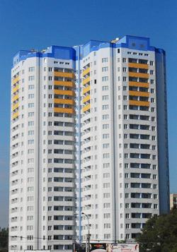 «Т.М.М.» ввела в эксплуатацию ЖК «Авиатор» в Киеве