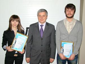 «Commercial Property» – победитель конкурса «Свежая мысль 2010»