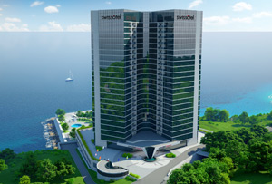 В Одессе откроется 5-звездочная гостиница Swissotel