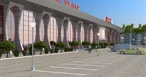 DDG планирует открытие ТЦ в Николаеве