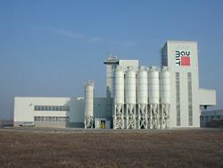 Компания Baumit строит завод по производству ССС