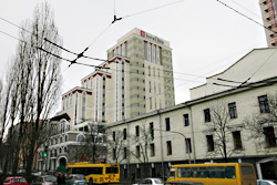 В Киеве открылась гостиница Ibis