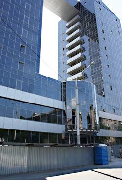 Открытие гостиницы Four Points by Sheraton Zaporozhye состоится в сентябре