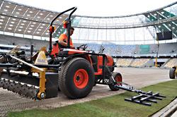 Открытие НСК «Олимпийский» состоится в начале октября