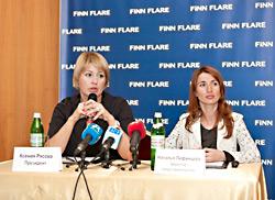 Finn Flare активно развивается в Украине