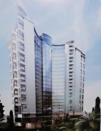 Hilton откроется в Ялте