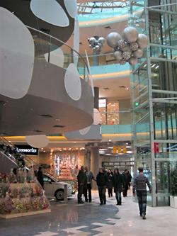 В Харькове открылся ТОЦ AVE Plaza