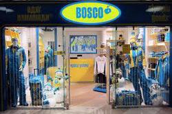 BOSCO открыл два магазина в Украине