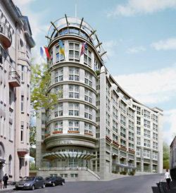 «Проминвестгрупп» реализует проект гостиницы Sofitel в Киеве