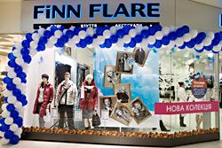 FiNN FLARE открывает третий магазин в Киеве