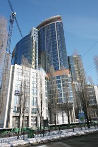 Открытие Hilton Kiev переносится на конец 2012 года