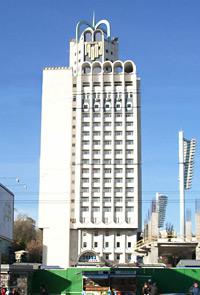 Отель «Спорт» выставлен на продажу