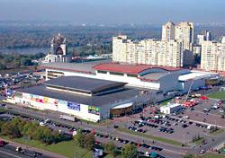 Планируется строительство третьей очереди МВЦ в Киеве
