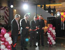 Состоялось торжественное открытие ТОЦ AVE Plaza