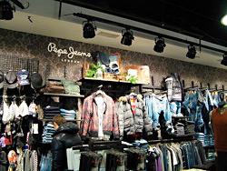 Монобренд Pepe Jeans откроется в ТРЦ Ocean Plaza