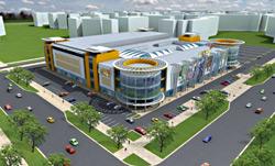 В столичном ТЦ «РайON» откроется ряд сетевых магазинов