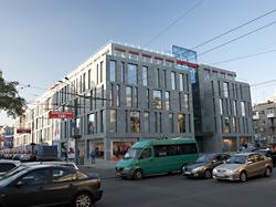 В Днепропетровске стало больше торговых площадей