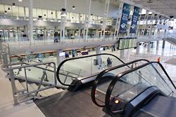 Новый терминал львовского аэропорта введен в эксплуатацию