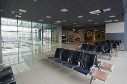 В «Жулянах» завершены основные работы по строительству нового терминала