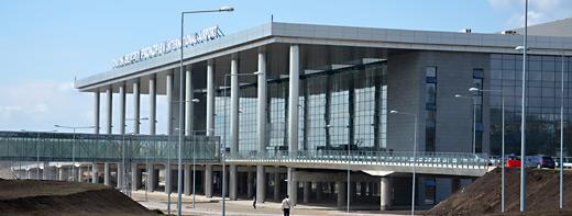 Новый терминал МА «Донецк» будет сдан в эксплуатацию 14 мая