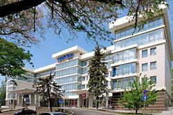 Состоялось открытие отеля «Park Inn Донецк»