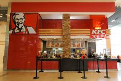 KFC выходит на рынок Украину